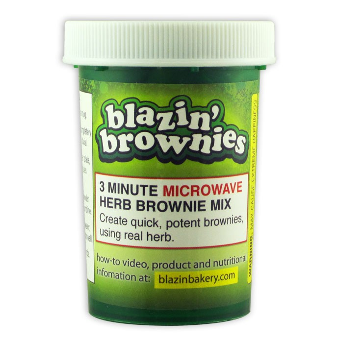 Blazin' Brownie 3 Minute Microwave Mix